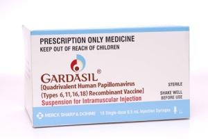 Gardasil Vaccine Image