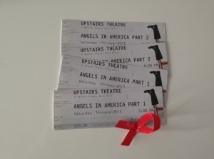 Angels in America Tickets Picture