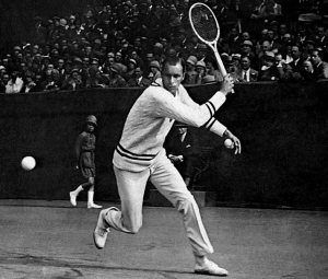 Bill Tilden. Source: Sports Illustrated.