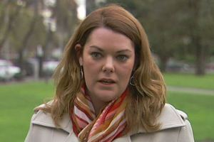 Senator Sarah Hanson-Young, author of Recognition of Foreign Marriages Bill 2014