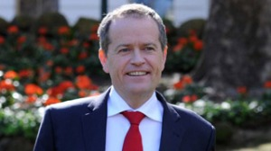 Opposition Leader Bill Shorten, who personally supports marriage equality, but opposes making that position binding on his Labor Party colleagues.