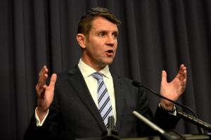 """Religious exceptions are this wide."" Actually, Premier Baird, they're a lot wider than that. Time to repeal sub-section 56(d) of the NSW Anti-Discrimination Act 1977."