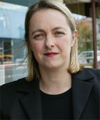 Nicola Roxon, the Shadow Attorney-General who, in August 2004, first told the National Marriage Forum the ALP would be supporting Howard's homophobic legislation.