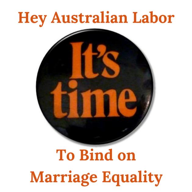 Hey Australian Labor