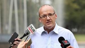 NSW Opposition Leader Luke Foley, who announced he supported marriage equality in February. Will he now back that up with support for a binding vote to help make marriage equality a reality?