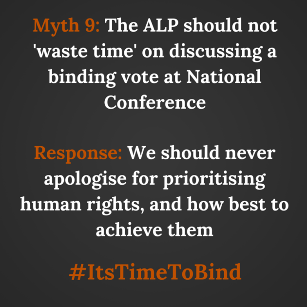 Myth 9_ The ALP should not 'waste time'-2