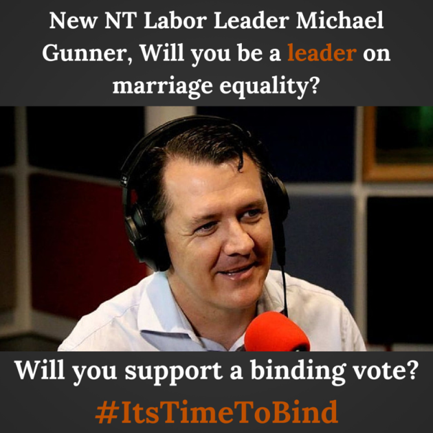 New NT Labor Leader Michael Gunner, Will-3