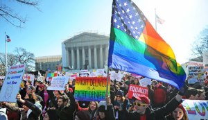 The US Supreme Court, which will hear arguments about marriage equality tonight (28 April). In Australia, the High Court has confirmed that only the Commonwealth Parliament can deliver genuine marriage equality.