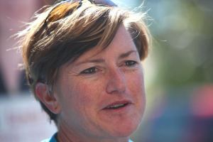 Christine Forster (source: ABC).