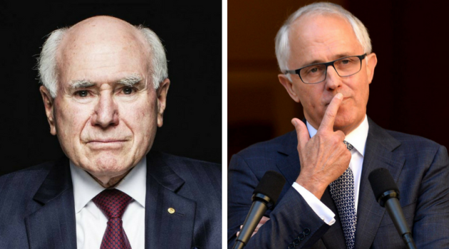 Howard and Turnbull